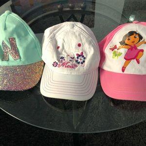3 Hats 🧢 🎩